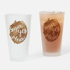 Sugar maroon 5 Design Drinking Glass