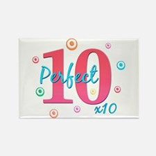 Perfect 10 x10 Rectangle Magnet