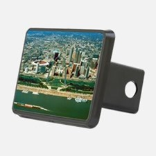 St. Louis Arch and Skyline Hitch Cover