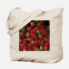 Bushel of Strawberries  Tote Bag