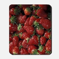 Bushel of Strawberries  Mousepad