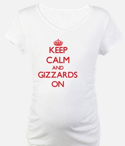 Keep Calm and Gizzards ON Shirt