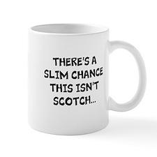 Slim chance this isnt scotch... Mugs