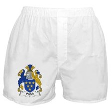 Welch Family Crest Boxer Shorts