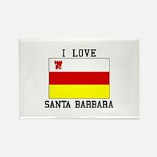 I Love Santa Barbara, Magnets