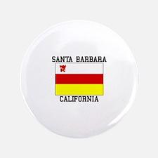 Santa Barbara, California Button