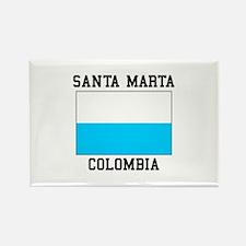Santa Marta, Colombia Magnets