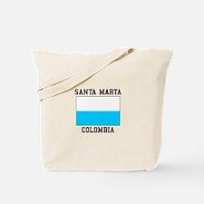 Santa Marta, Colombia Tote Bag