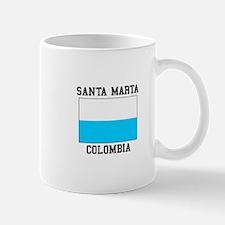 Santa Marta, Colombia Mugs