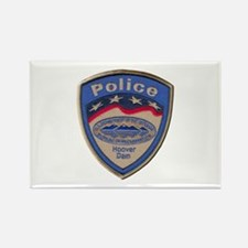 Hoover Dam Police Magnets