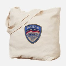 Hoover Dam Police Tote Bag