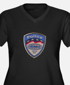 Hoover Dam Police Plus Size T-Shirt