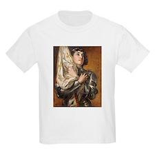 Portrait of Saint Joan of Arc T-Shirt
