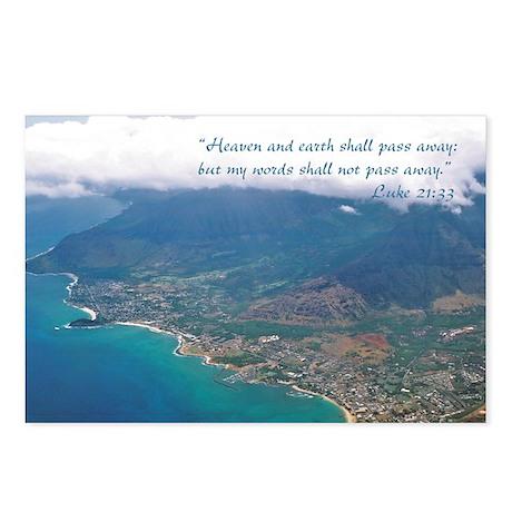 Scripture Postcards (Package of 8)