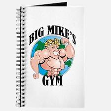 Big Mike's Gym Journal