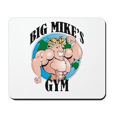 Big Mike's Gym Mousepad