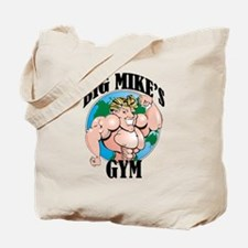 Big Mike's Gym Tote Bag