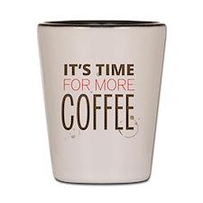 Funny Caffeine Shot Glass
