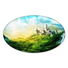 Fantasy Castle Decal