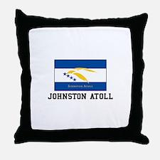 Johnston Atoll Throw Pillow