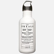 Historical Pirate Tria Water Bottle