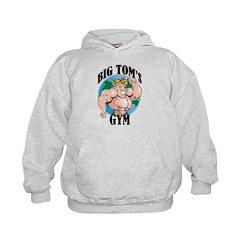 Big Tom's Gym Hoodie