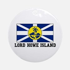 Lord Howe Island Ornament (Round)