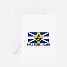 Lord Howe Island Greeting Cards