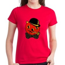 Pumpkin Women's Red T-Shirt