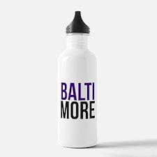Unique Baltimore Water Bottle