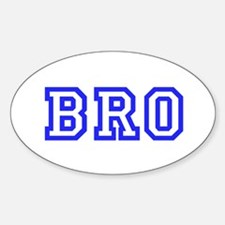 BRO Decal