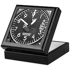 Altimeter Keepsake Box