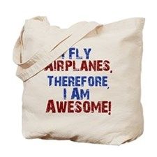 airplanes Tote Bag