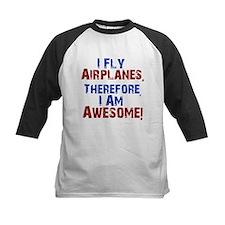 airplanes Baseball Jersey