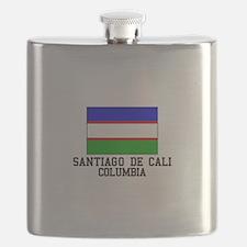 Santiago de Cali Colombia Flask