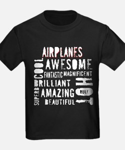airplanes copy.png T-Shirt