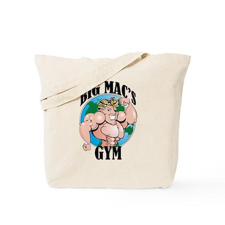 Big Mac's Gym Tote Bag
