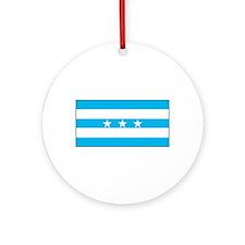 Santiago de Guayaquil Ornament (Round)