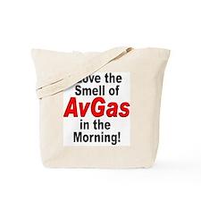 LoveAvGas.jpg Tote Bag