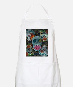 Sugar Skulls Design Apron