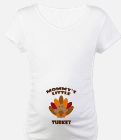 Mommys Little Turkey Shirt