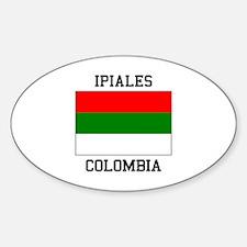 Ipiales Colombia Decal