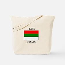 I Love Ipiales Tote Bag