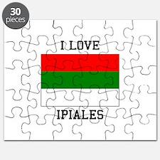 I Love Ipiales Puzzle