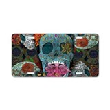 Day of the dead License Plates