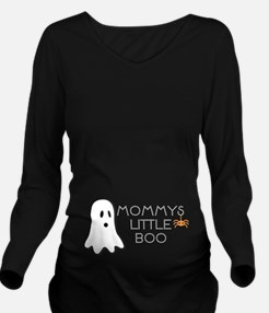 Mommys little boo Long Sleeve Maternity T-Shirt