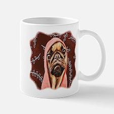 Hood Pug Mug