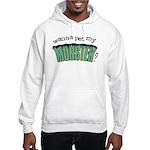 Pet Monster Hooded Sweatshirt