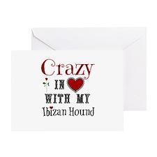Ibizan Hound Greeting Cards
