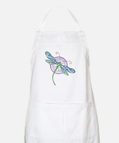 Whimsical Dragonfly Apron